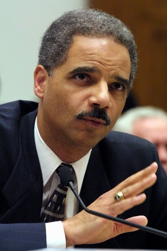ERIC HOLDER and the Rule of Law (or Lack Thereof) « Musings of a ...
