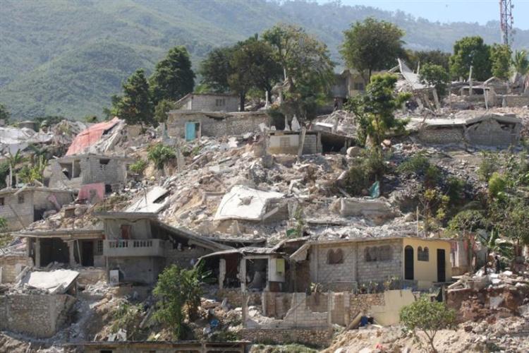 Haiti Destruction_United States Foundation for Haiti Children