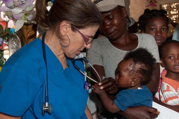 Hospital at United States Foundation for Haiti Children