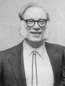 Science Fiction Author Asimov