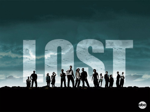 The Television Show Lost Logo