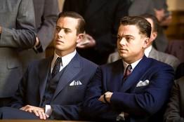 Leo as J. Edgar